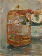 Morisot, La gabbia.jpg