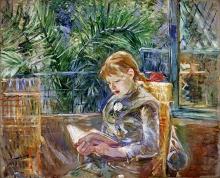 Morisot, La lettura [1888].jpg