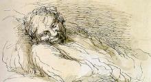 Morisot, La malata costretta a letto.jpg