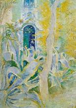Morisot, Le aloe.jpg