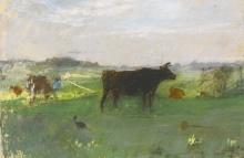 Morisot, Mucche in Normandia.jpg