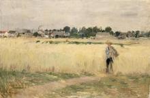 Morisot, Nel grano.jpg