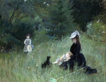 Morisot, Nel parco.png
