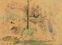 Morisot, Nell'isola del Bois de Boulogne.jpg