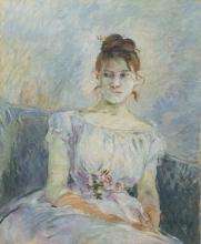 Morisot, Paule Gobillard in abito da ballo.jpg