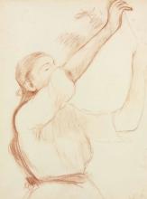 Morisot, Ragazza che coglie ciliegie.png
