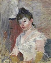 Morisot, Ragazza in bianco.png