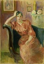 Morisot, Ritratto di Jeanne Pontillon [1894].jpg