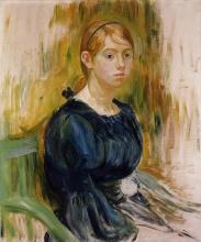 Morisot, Ritratto di Jeannie Gobillard.jpg