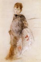 Morisot, Ritratto di Marcel Gobillard [1880 circa].jpg