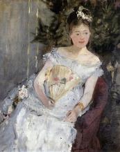 Morisot, Ritratto di Marguerite Carre.jpg