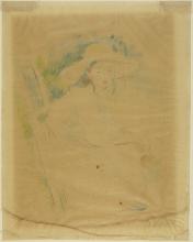 Morisot, Schizzo di ragazza seduta.jpg