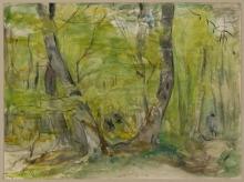 Morisot, Sottobosco [1].jpg