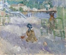 Morisot, Spiaggia di Nizza.jpg