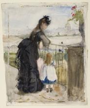 Morisot, Sul balcone.jpg