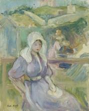 Morisot, Sulla spiaggia a Portrieux.jpg