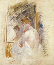 Morisot, Uscendo dal letto.jpg