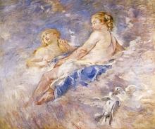 Morisot, Venere nella fucina di Vulcano.jpg