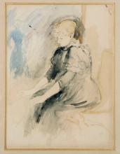 Morisot, Vicino al fuoco.png