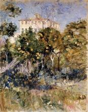 Morisot, Villa con alberi di arancio a Nizza.jpg
