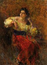 Nomellini, La giovane ciociara.png