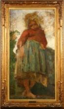 Nono, Bambina in posa | Little girl posing