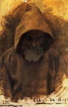 Nono, Busto di monaco | Bust of a monk