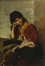Luigi Nono, Giovinetta | Young girl
