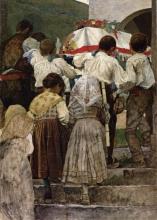 Nono, Il funerale di un bambino | A boy's funeral