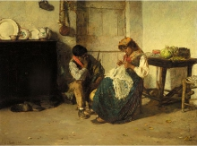 Nono, La cucitrice   The seamstress