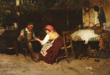 Luigi Nono, La lettera al moroso