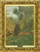 Nono, La raccolta delle foglie