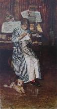 Nono, Ritratto della signora Margherita Pegolo