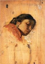 Nono, Ritratto della sorella Luigia | Portrait of the artist's sister Luigia
