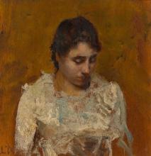 Nono, Studio di una giovane donna