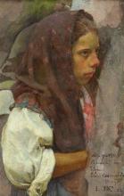 Nono, Studio per Il funerale di un bambino