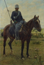 Panerai, Ufficiale a cavallo.jpg