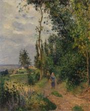Pissarro Camille, Cote des Grouettes, presso Pontoise.jpg
