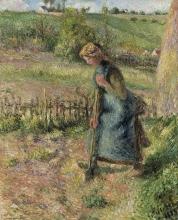 Pissarro Camille, Donna che vanga.jpg