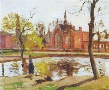 Pissarro Camille, Dulwich College