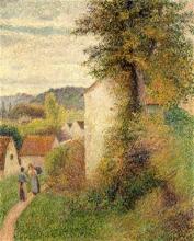 Pissarro Camille, Il sentiero.jpg