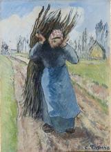 Pissarro Camille, La fascinaia.jpg