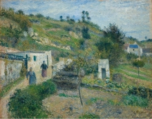 Pissarro Camille, Le colline di Auvers.jpg