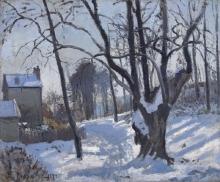 Pissarro Camille, Louveciennes.jpg
