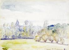 Pissarro Camille, Paesaggio (Eragny sur Epte).jpg