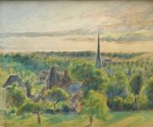 Pissarro Camille, Paesaggio a Eragny.jpg