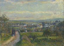 Pissarro Camille, Veduta di Saint Ouen l'Aumone.png