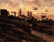 Pointeau, San Gimignano