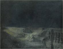 Gaetano Previati, Chiaro di luna