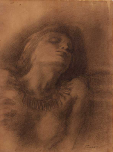 Gaetano Previati, Cleopatra [1890-1900]